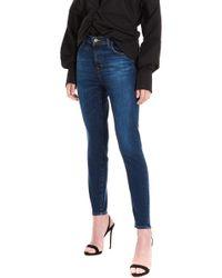 J Brand - 'alana' Jeans - Lyst