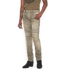 Balmain - 'biker' Jeans - Lyst