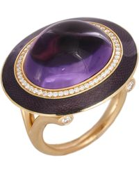 Sidney Garber - Purple Amethyst Haze Ring - Lyst
