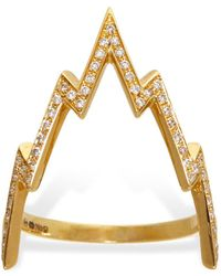 Venyx - Miss Zeus Diamond Ring - Lyst