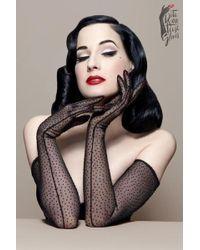 Dita Von Teese - The Bon Bon Gloves - Lyst