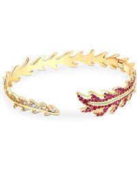 Mimi So - Phoenix Open Cuff Bracelet - Lyst