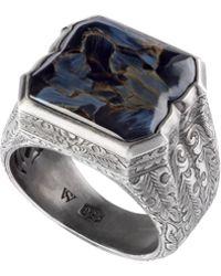 Stephen Webster - Cuban Leaf Onyx Stone Ring - Lyst