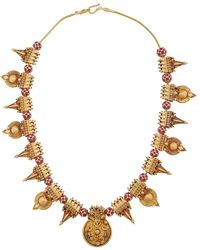 Royal Thai - Thai Spike Necklace - Lyst