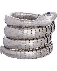 Sidney Garber - Il Serpente Snake Bangle - Lyst
