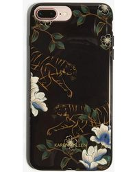 Karen Millen - Tiger Iphone 7+ Case - Lyst