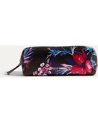 Karen Millen | Floral Cosmetic Bag | Lyst