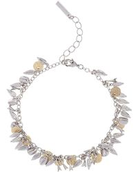 Karen Millen - Sunset Drama Charm Bracelet - Lyst