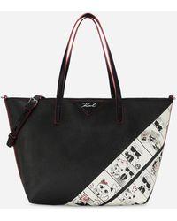 Karl Lagerfeld - K/tokyo Shopper Tote Bag - Lyst
