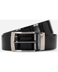 Karl Lagerfeld - Leather Belt Box - Lyst