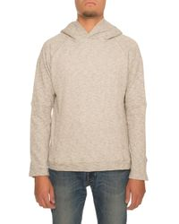 Lifted Anchors - The Stockton 2 Hoodie In Heather Grey - Lyst