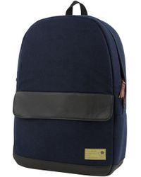 Hex   The Echo Backpack In Marlow Navy Wool   Lyst
