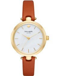 Kate Spade - Holland Skinny Strap Watch - Lyst