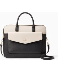 "Kate Spade - 13"" Double Zip Laptop Bag - Lyst"