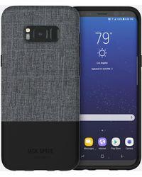 Kate Spade - Samsung Galaxy S8 Tech Oxford Colour Block Case - Lyst