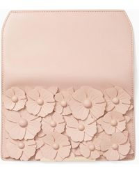 Kate Spade - Make It Mine Daisy Lane Floral Flap - Lyst