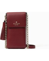 Kate Spade - North South Crossbody Iphone Case - Lyst