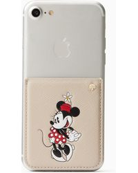Kate Spade - For Minnie Mouse Sticker Pocket - Lyst