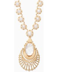 Kate Spade - On The Rocks Statement Necklace - Lyst