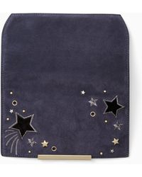 Kate Spade - Make It Mine Embellished Star Flap - Lyst