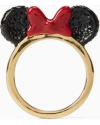 Kate Spade - For Minnie Mouse Ring - Lyst