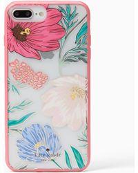 Kate Spade - Blossom Folio Iphone 7/8 Plus Case - Lyst