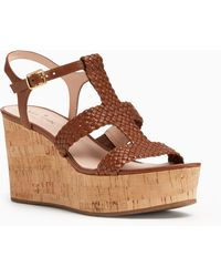 Kate Spade - Tianna Wedges - Lyst