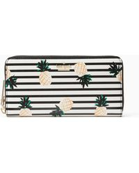 Kate Spade - Cameron Street Pineapples Lacey - Lyst