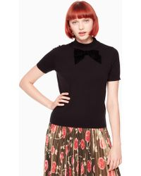 Kate Spade Bow Sweater March 2017