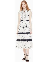 Kate Spade - Mini Dee Dot Raisa Dress - Lyst