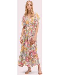 4dfaf5e9ddb Women s Kate Spade Maxi and long dresses On Sale - Lyst