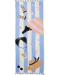 Kate Spade - Beach Towel Oblong - Lyst