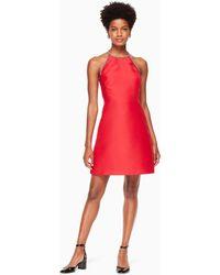Kate Spade - Embellished A-line Dress - Lyst