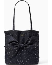 Kate Spade   On Purpose Starry Night Fabric Tote   Lyst