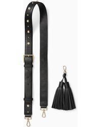 Kate Spade - Make It Mine Pearl Studded Strap/tassel Pack - Lyst
