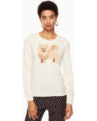 Kate Spade - Chow Chow Sweater - Lyst