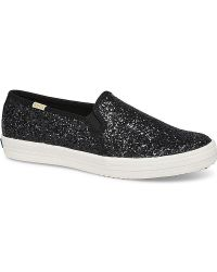 e0d591856d0dc Lyst - Keds Champion-leather Slip-on in Black