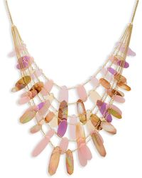 Kendra Scott - Patricia Statement Necklace - Lyst