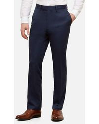 Kenneth Cole Reaction - Slim Fit Urban Heather Dress Pant - Lyst
