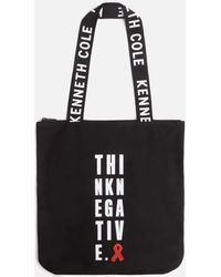 Kenneth Cole - Think Negative Tote - Lyst