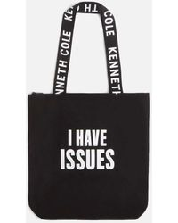 Kenneth Cole - I Have Issues Tote - Lyst
