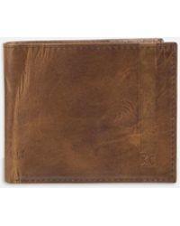 Kenneth Cole Reaction - Danforth Slimfold Leather Wallet - Lyst
