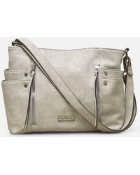 0d47129a3382 Kenneth Cole Reaction - Ines Mid-sized Convertible Crossbody Bag - Lyst