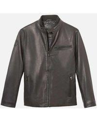 32568067b The Signature Men's Moto Jacket 88