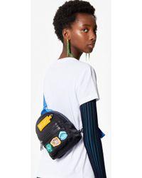 07a7723b05 KENZO - Mini Multi-icon Backpack  go Tigers Capsule  - Lyst