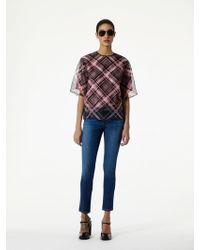 KENZO - Sretch Skinny Jeans - Lyst