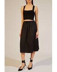 Khaite - The Camilla Skirt - Lyst
