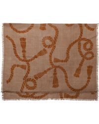Lizzie Fortunato - Large Heritage Rope Scarf - Lyst