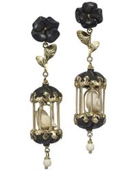 Of Rare Origin - Aviary Classic Mini Drop Earrings - Lyst