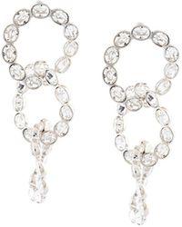 Sonia Rykiel - Short Link Earrings - Lyst